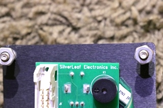 USED RV SILVERLEAF ELECTRONICS SWITCH PANEL MOTORHOME PARTS FOR SALE