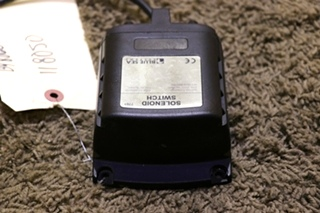 USED MOTORHOME BLUE SEA SYSTEMS 7701 SOLENOID SWITCH RV PARTS FOR SALE