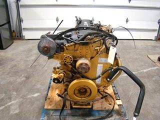 USED CATERPILLAR C7 KAL ENGINE FOR SALE 2004 7.2L 61,000 ORIGINAL MILES