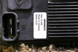 USED MOTORHOME VANSCO VMM1210 MULTIPLEXING MODULE MODEL: 31400 RV PARTS FOR SALE