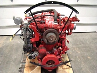 USED CUMMINS ENGINE | CUMMINS 6.7L ISB340 REAR DRIVE YEAR 2008 FOR SALE
