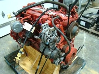 USED CUMMINS ENGINES FOR SALE    CUMMINS 6.7L ISB340 REAR DRIVE YEAR 2008 FOR SALE