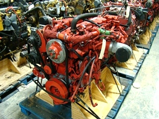 USED CUMMINS ENGINE   CUMMINS 6.7L ISB340 REAR DRIVE YEAR 2011 FOR SALE