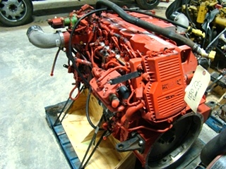 USED CUMMINS ENGINE | CUMMINS 6.7L ISB340 REAR DRIVE YEAR 2011 FOR SALE