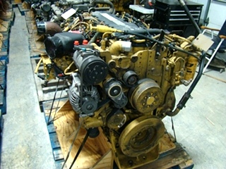 USED CATERPILLAR C7 ENGINE