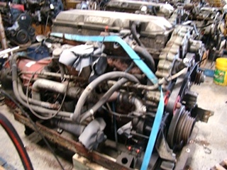 USED 1999 12.7L DETROIT SERIES 60 DIESEL ENGINE 500HP FOR SALE