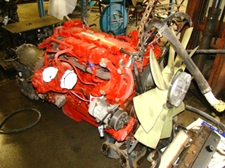 USED CUMMINS ENGINES FOR SALE    CUMMINS 6.7L ISB350 REAR DRIVE YEAR 2007 FOR SALE