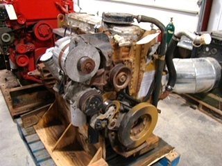 USED CATERPILLAR 3126 ENGINES FOR SALE | 7.2L 300HP FOR SALE SERIAL NUMBER CKM