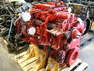 USED CUMMINS ENGINES FOR SALE | CUMMINS ISL 425 2007 FOR SALE