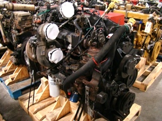 USED CUMMINS ENGINES FOR SALE | 2005 CUMMINS DIESEL ISM500 FOR SALE