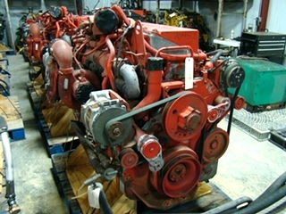 USED CUMMINS ENGINES FOR SALE | 2008 CUMMINS ISM500 FOR SALE