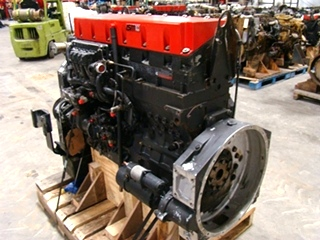 USED CUMMINS ENGINES FOR SALE | 2002 CUMMINS DIESEL ISM 500 FOR SALE