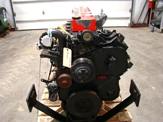 USED CUMMINS ENGINES FOR SALE | CUMMINS DIESEL ENGINE | 2002 8.8L ISL 400 FOR SALE - 94,000 MILES