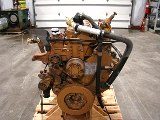 USED CATERPILLAR 3126 ENGINES FOR SALE | 7.2L 300HP FOR SALE SERIAL NUMBER 7AS