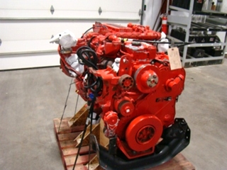 CUMMINS DIESEL ENGINE | CUMMINS ISC380 8.3L 380HP FOR SALE - 15,000 MILES