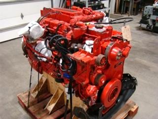 CUMMINS DIESEL ENGINE | CUMMINS ISC380 8.3L 380HP FOR SALE - 15,000 MILES