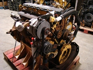 USED CATERPILLAR C7 ACERT ENGINES FOR SALE | SAP ENGINE FOR SALE 2005 7.2L