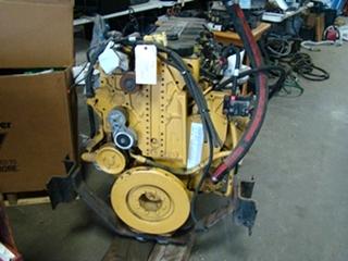 USED CATERPILLAR ENGINE C9 ACERT   CAT C9 DIESEL ENGINE YEAR 2005 FOR SALE